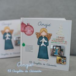 Libro Angie, el angelito de...