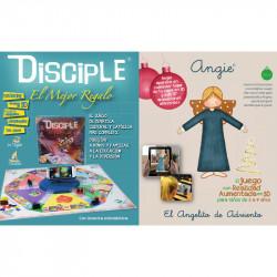 Pack juego Disciple y libro...